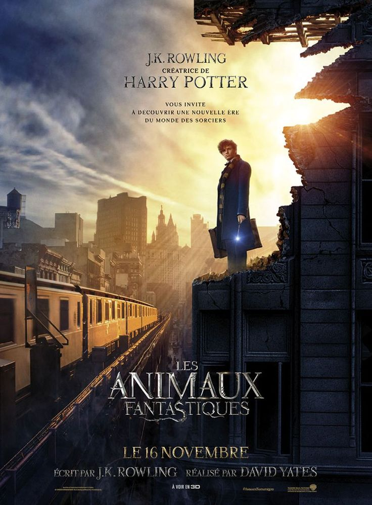 Les Animaux Fantastiques Streaming VF HD, Les Animaux Fantastiques Film Complet en Streaming ...