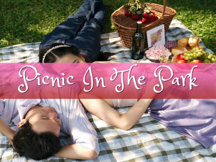 Picnic In The Park - Date Night Idea - Little Lingerie Boutique
