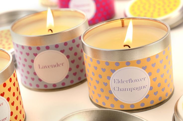 Check out Pin Tails beautiful scents - fit for any occasion!