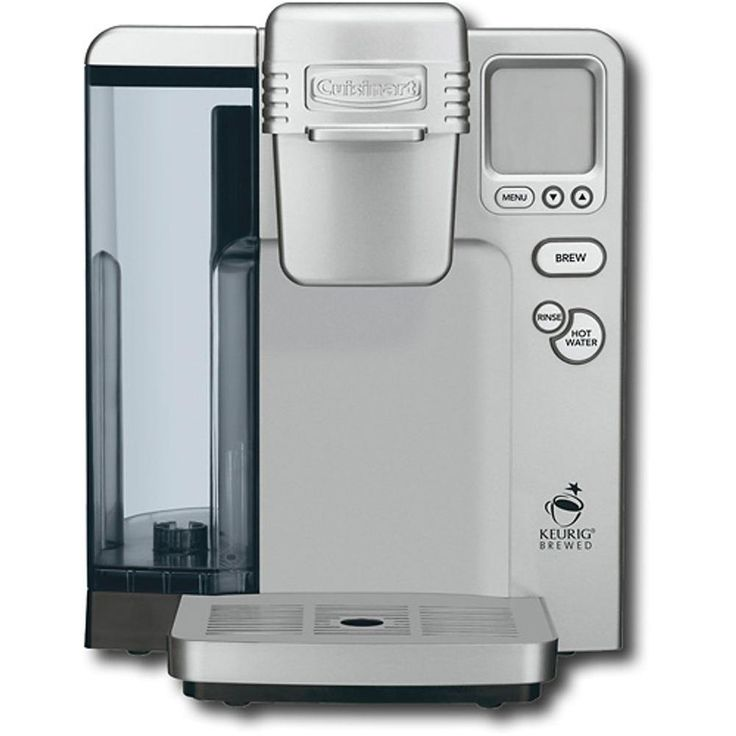Cuisinart Keurig Single Serve Coffee Maker-SS-700 - The Home Depot