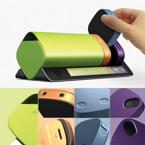 Heal Station for Diabetics With Color Coded Modules For Quick and Easy Operation   Tuvie