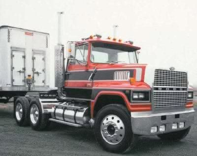 89 Best Images About Ford Big Rigs On Pinterest Gary