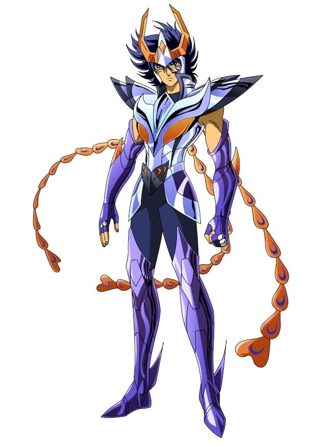 Phoenix Ikki, Omega version by Angelus46858 on DeviantArt