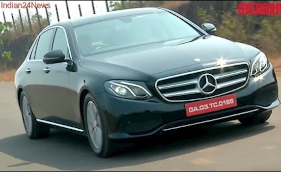 Mercedes-Benz E-Class (Long Wheelbase V213) - First Drive Review