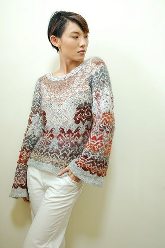 Raglan Sweater by ivy.leo, via Flickr