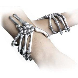braceletFashion, Ezekiel Bracelets, Skeletons Bracelets, Alchemy Gothic, Curse, Jewelry, Skeletons Hands, Hands Bracelets, Gothic Bracelets