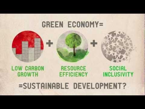 "Discussions about Green Economy often ignore the Social - this short 10 minute video addresses this issue. Check out UNRISD's Project on the Social Dimensions of Green Economy and Sustainable Development http://www.unrisd.org/greeneconomy This is the first of six videos in the series ""Bringing the Social to Rio+20"". As the world prepares for R..."
