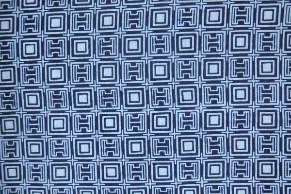 "Cotton Yukata ""Masu repeatable"" http://www.kesarankimonofabric.com/"