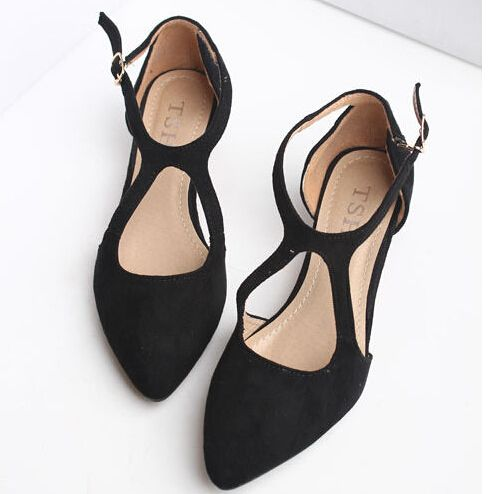 Pas cher Nouvelle arrivée femmes chaussures simples printemps été mode  designer bas à talons hauts parti