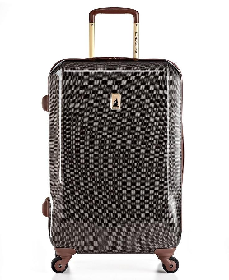 london fog hardside luggage windsor luggage collections luggage macyu0027s - London Fog Luggage