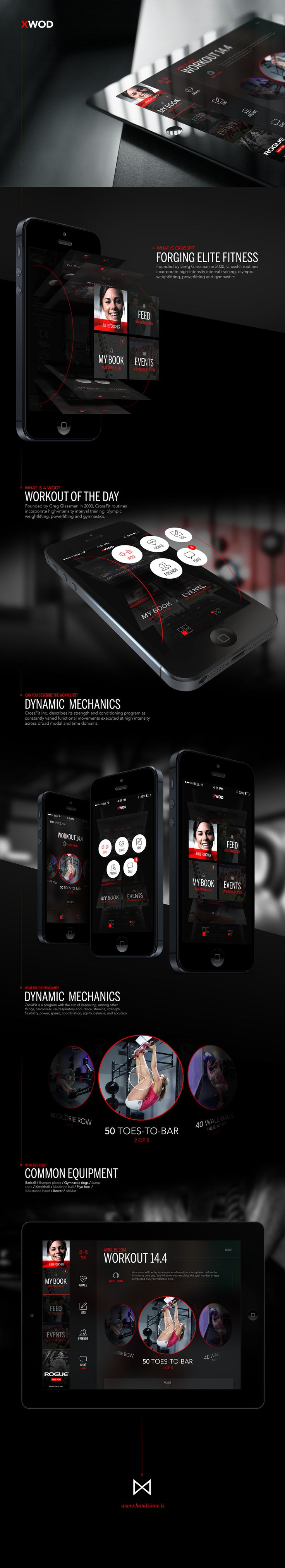 Cool Web Design on the Internet, XWOD. #webdesign #webdevelopment #website @ http://www.pinterest.com/alfredchong/web-design/