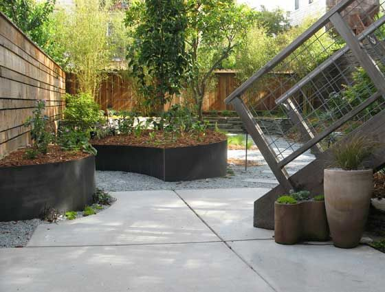 40 best RETAINING WALLS RAISED BEDS images on Pinterest