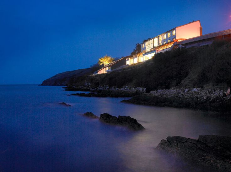 The Cliff House Hotel Condé Nast Traveler
