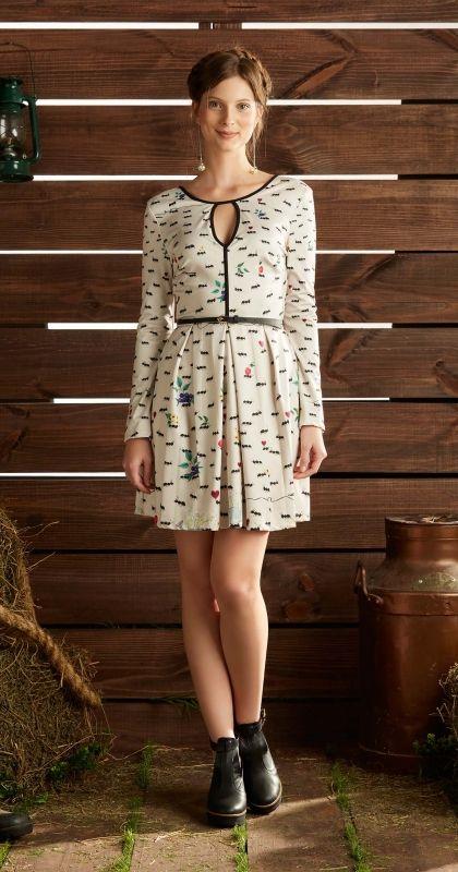 Vestido Formiguinhas | Antix | Contos do Campo