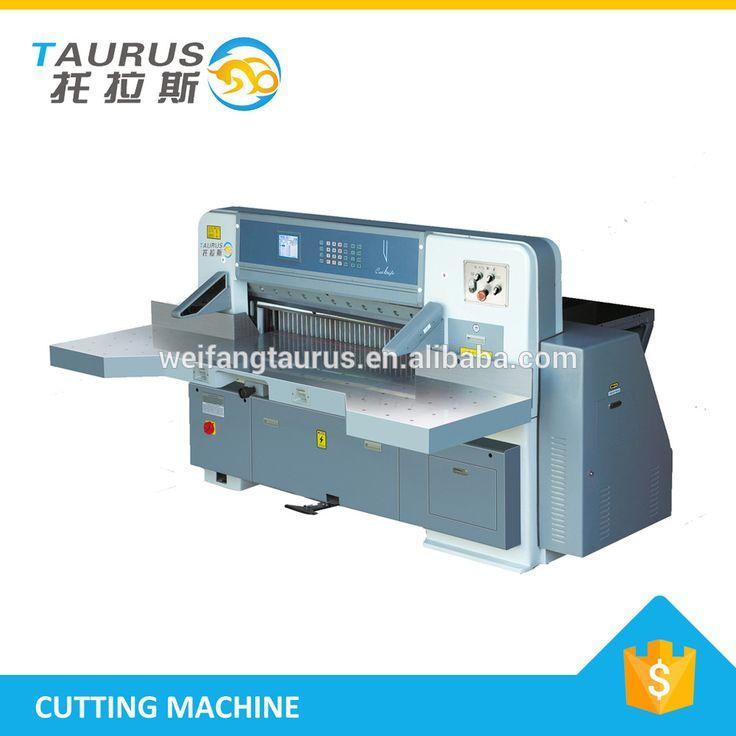 Taurus TRPC920DW-7 Microcomputer Guillotine Paper Cutter Cutting Machine Price
