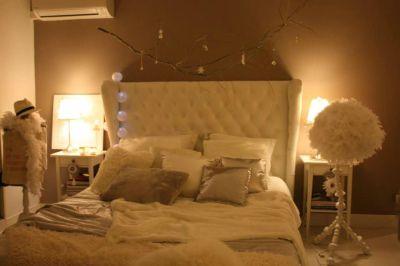 hvorfor ikke et hvit koselig soverom? (charlotteinteriordesigner)