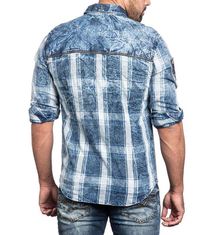 Affliction Clothing | Strange Instinct