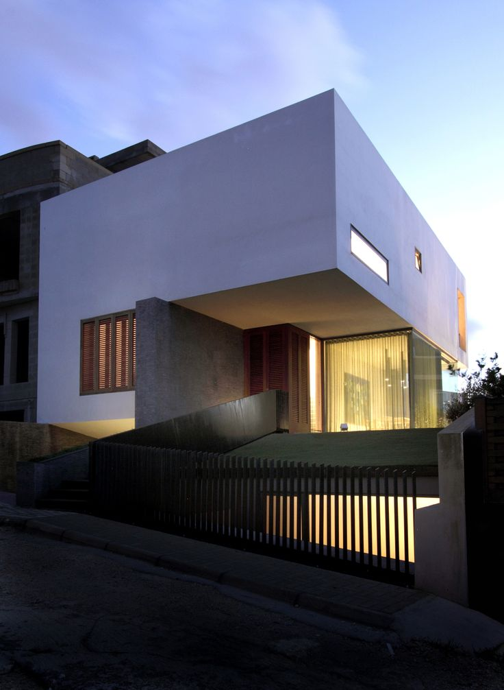 Galería - Casa Colgante / Chris Briffa Architects - 1