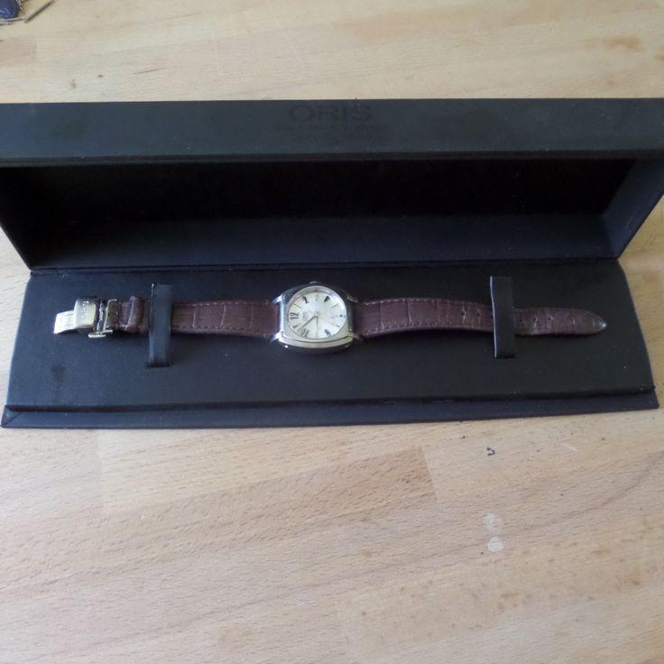 ORIS 'FRANK SINATRA' Automatic - one of the rarest Oris watches around, original box & paperwork, Guaranteed Genuine, unisex Swiss watch by EWcoLondon on Etsy