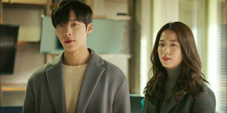 Jang Ha Ri and Kim Min Joon