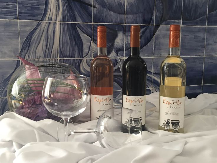 """H10 Duque de Loulé Boutique Hotel has a new patnership with """"Quinta da Lagoalva de Cima"""", a renowned wine producer since 1888, and we now offer a range of personalized bottled wine to our esteemed customers. Come and taste the wines """"Espírito Lagoalva, specially bottled for H10 Duque de Loulé Boutique Hotel!"""""""
