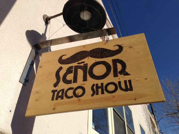 Senor Taco Show in Carbondale, CO