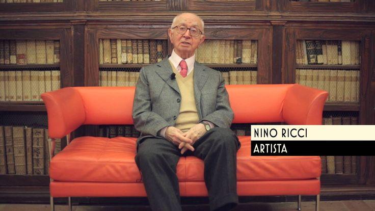 #900Buonaccorsi | L'artista maceratese Nino Ricci sarà a Palazzo Buonaccorsi il 7 dicembre per #900Buonaccorsi, l'inaugurazione delle Sale Arte moderna dei Musei Civici.