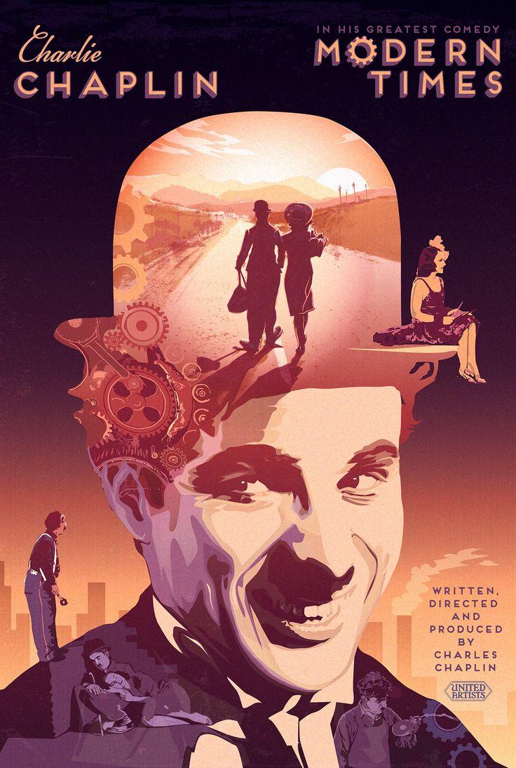 Resultado de imagen de Chaplin Today: Modern Times (2003)