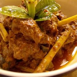 Indonesian Beef Rendang Recipe-: It is reccomeded to add:1. coriander powder 2. turmeric leaves (hard to get outside indonesia) 3. black peppercorn Also, the authentic preparation is much longer. More like 6-8 hours. There has been a lot of good reviews on this recipe