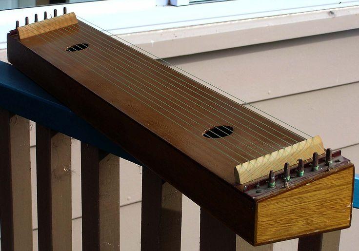 Aeolian wind harp outdoors pinterest