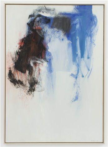 Cleve Gray, Les Jours S'en Vont, 1963