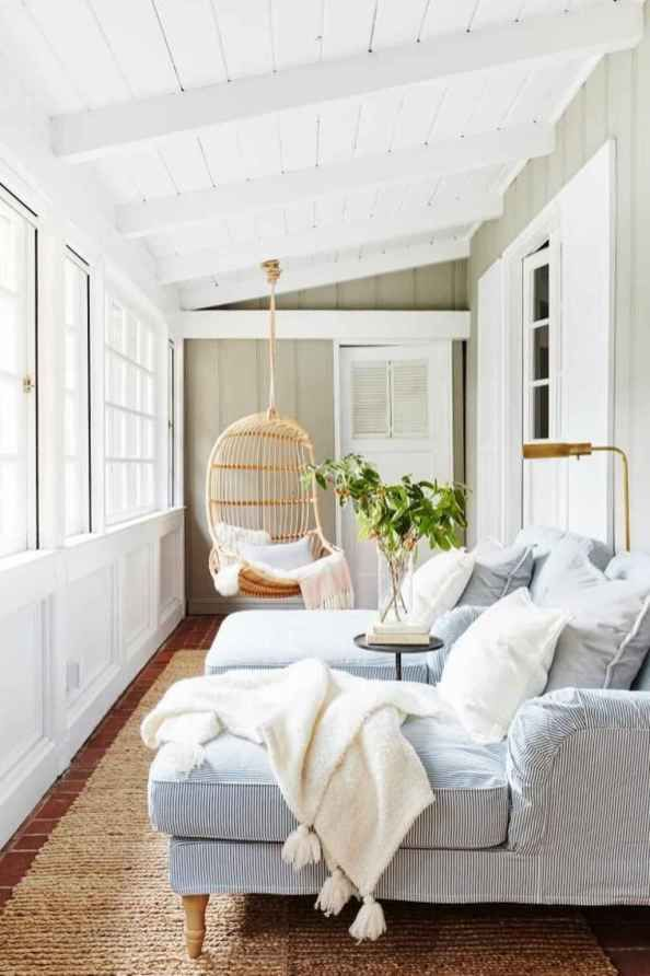 95 Cozy Sunroom Decor Ideas Sunroom Decorating Sunroom Furniture Sunroom Designs