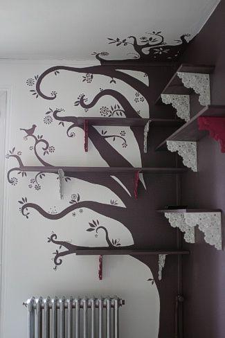 Ciloubidouille » Décoration chambre des filles #1