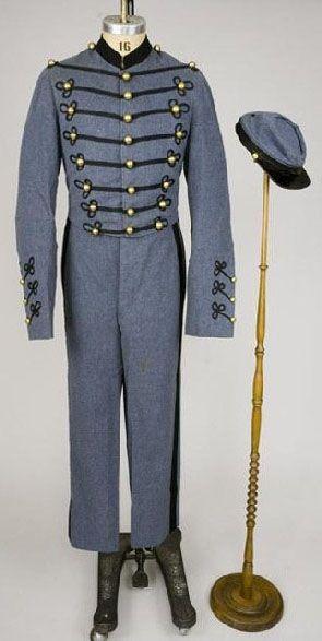Civil War Military Uniform 108