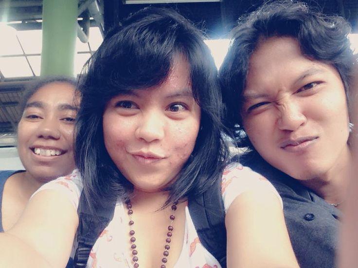 me, sonya & randa