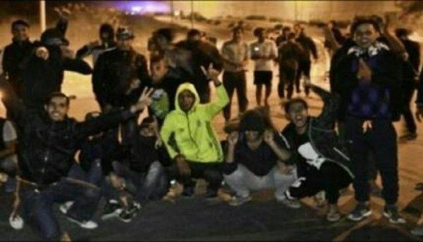 Ιαχές Τζιχάντ στην Πάτρα: Ορδές λαθρομεταναστών κινήθηκαν απειλητικά φωνάζοντας «Αλλάχ Ακμπάρ»
