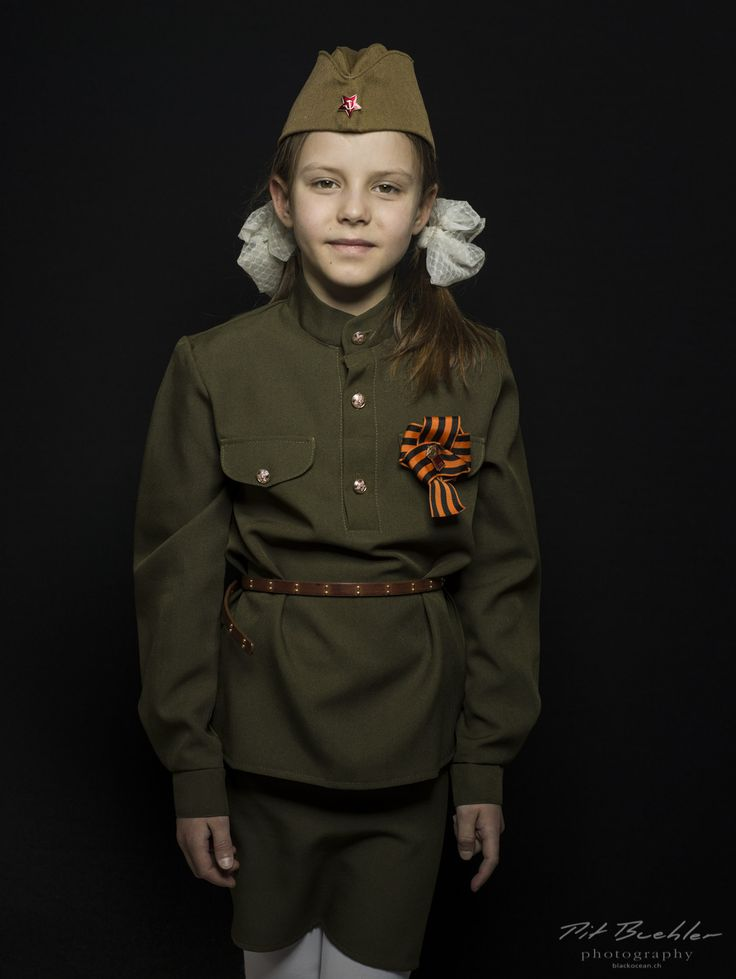 Pit Buehler Photography | Russian War Veterans