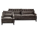 Chic Combo - Harrison Sofa & Chair