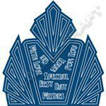 Tattered Lace Art Deco Geometric Fan Card Shape Die Set