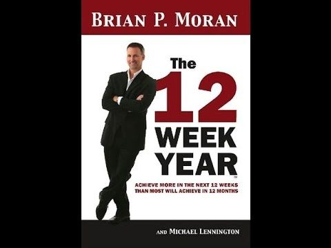 Why 12 Week Year planning is better-Brian Moran
