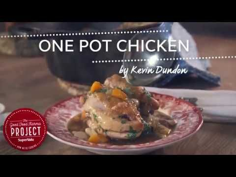One-Pot French Style Chicken #KevinDundon #SundayLunch #GoodFoodKarma #SuperValu #Recipe
