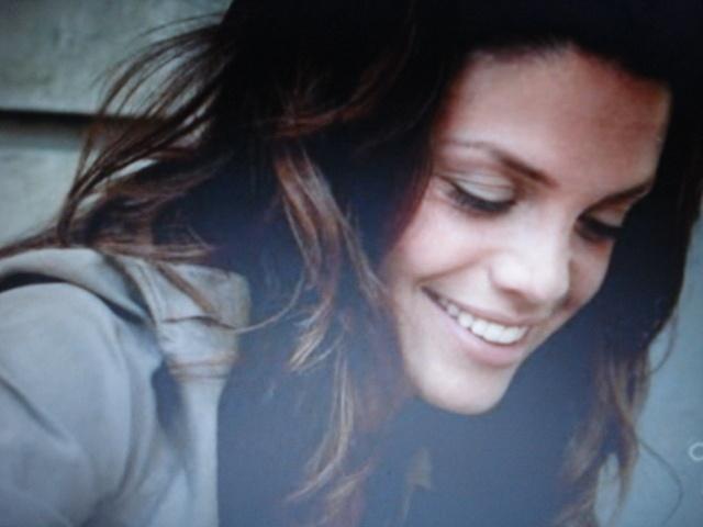 Vanessa Ferlito as Det. Aiden Burn