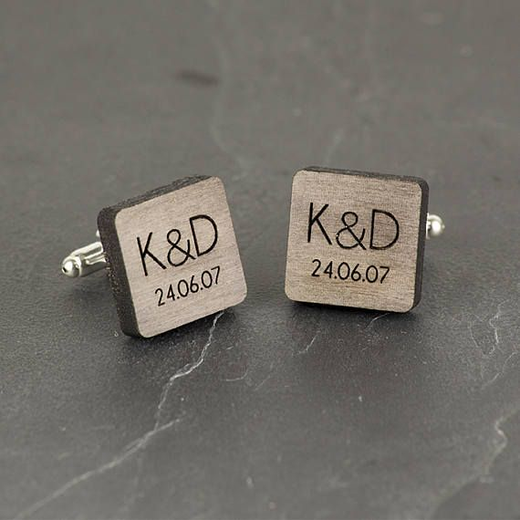 10 best images about Cufflinks on Pinterest | Initials, Copper and ...