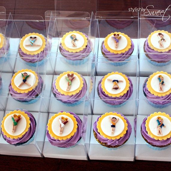 12 GYMNASTICS / DANCE edible cupcapcake by StylishlySweetCakes