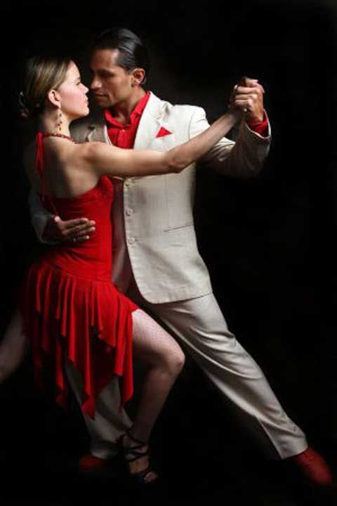 Buenos Aires Tango festival...  Drink Malbec too!