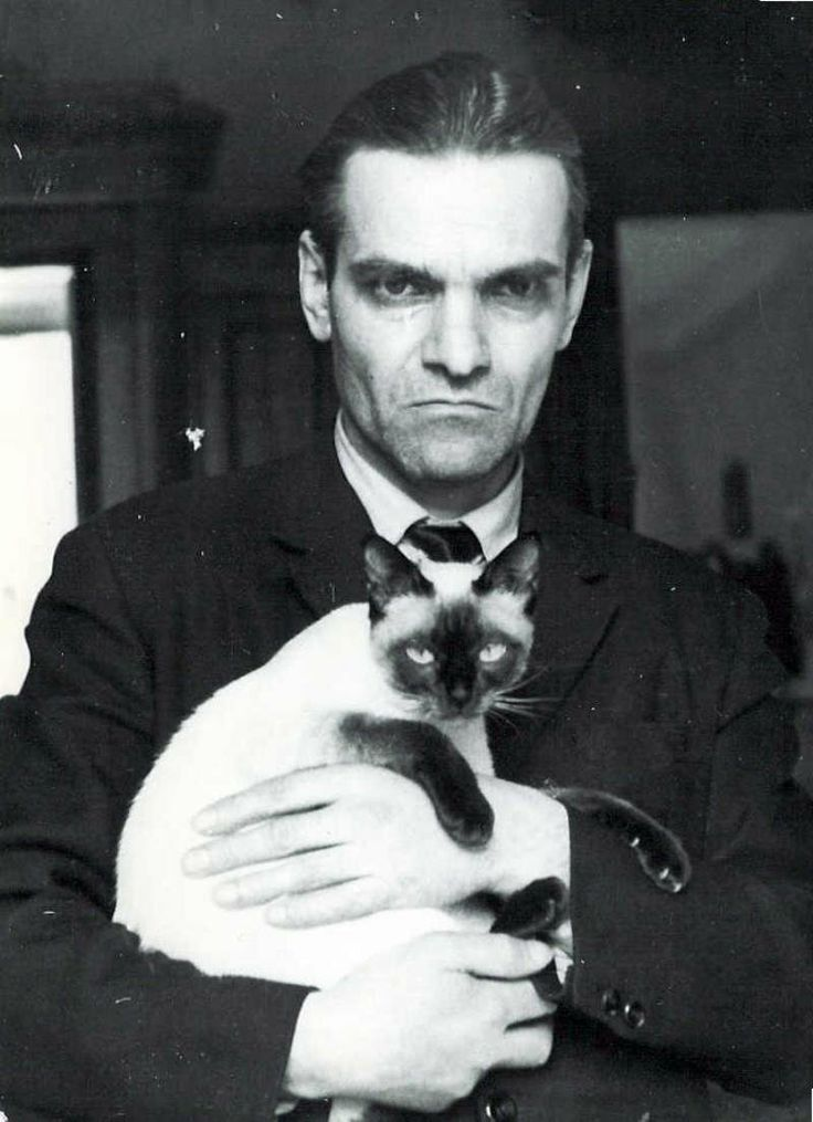 Yuri Knorozov and his cat - Imgur. Yuri Knorozov from Kharkiv (Ukraine) is known as a decoder of Maya script. Many tried, but only he succeeded. Because of his extraordinary phonetic sensibility, Yuri decoded Maya script even without travelling to America. He was not allowed by Soviets to go abroad.:
