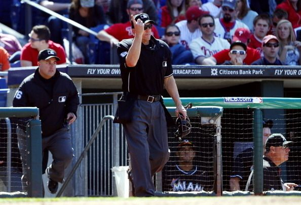In a preseason game Monday, Major League Baseball saw its first use of the expanded instant replay system. | 7 Epic Baseball Manager Ejections To Celebrate Instant Replay