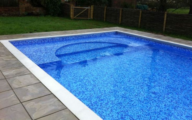 46 best swimming pools images on pinterest landscaping for Basic swimming pool designs
