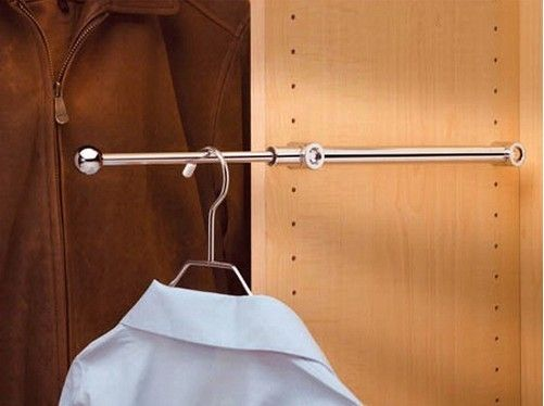 Valet Rod Is The Most Important Item In Wardrobe Accessories Which Used To  Fix The Wardrobeu0027s