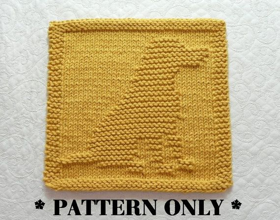 Knitting Patterns For Dogs : Knit patterns, Knitting patterns and Knit dishcloth patterns on Pinterest